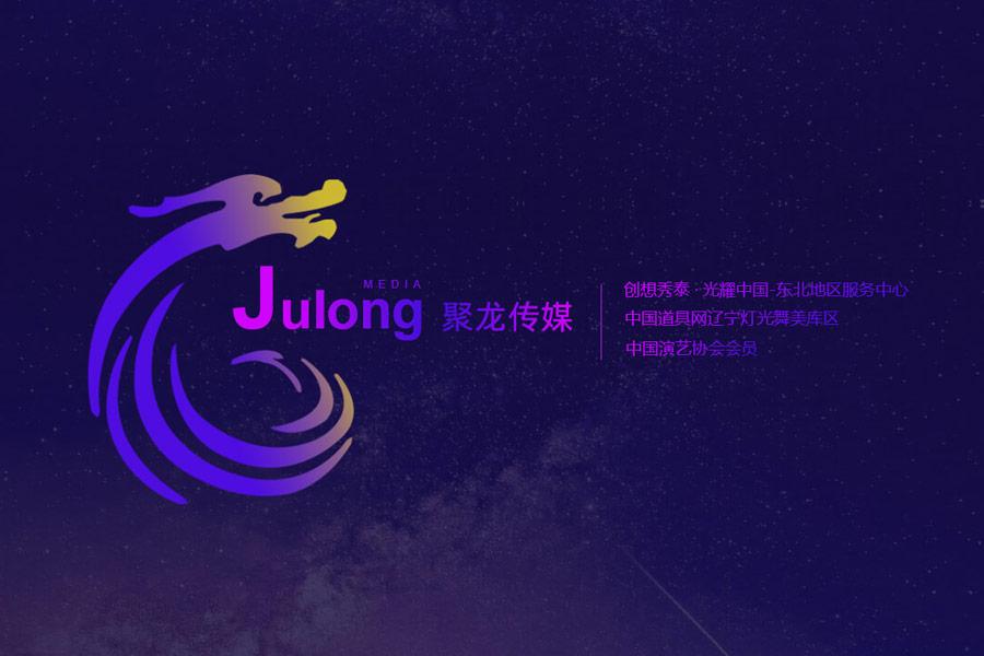 聚龙传媒网站建设制作设计