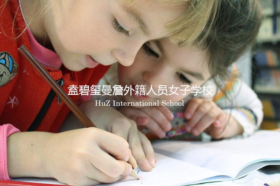 外籍人员子女学校网站建设制作设计